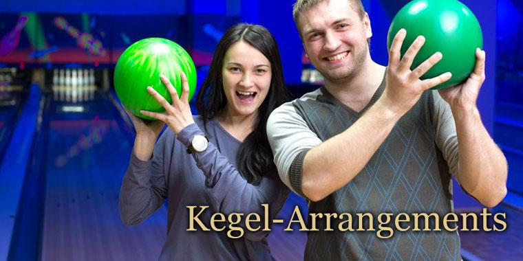Kegel-Arrangement